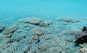 Blue, Crete