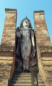 Abhaya Mudra, Thailand - amywanders