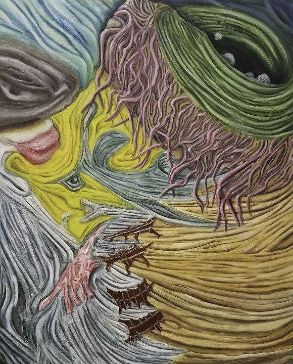 Black Holes and Revelations - Art of Ingo