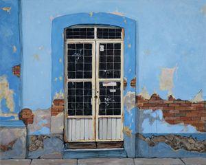 Mexican Doorway