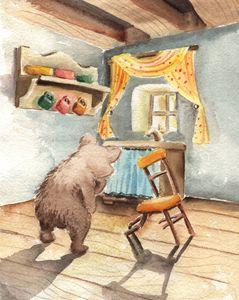 Little Bear - InkPaint
