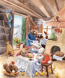 Rabbits' House