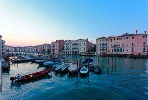 A Venice Sunset - Miguel Martinez