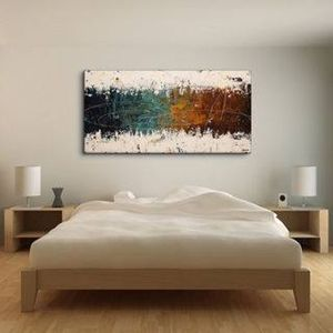 Colorful Modern Abstract Painting