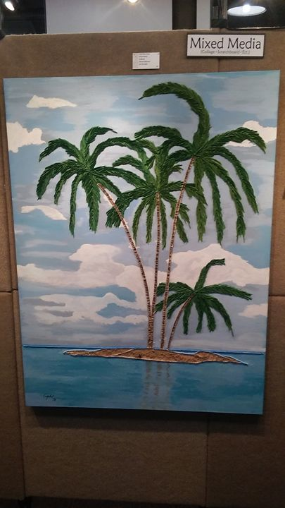 Little Palm Island - Original Art Works