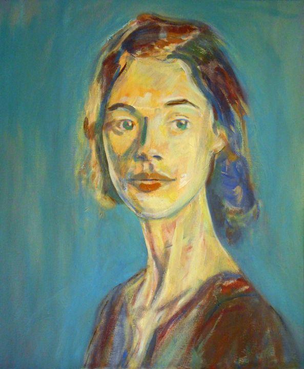 Girl Portrait - Philip Smeeton