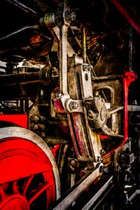 Vintage Train - Driving Gear photo - digimatic