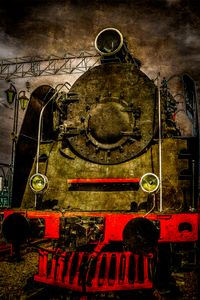 Vintage Train - Heavy Duty photo