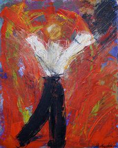 Dancer on Fire