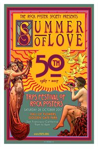 SUMMER of LOVE 50th 2017 - V1