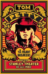 TOM PETTY & The Heartbreakers 1980