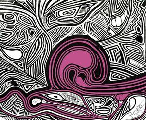 Depth1 (Pink)
