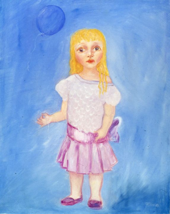 Little Girl - Tatiyana K. Fuhrman