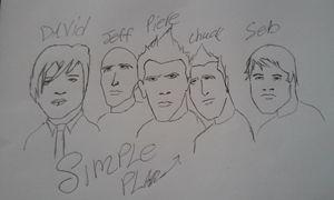 Simple Plan: sketch