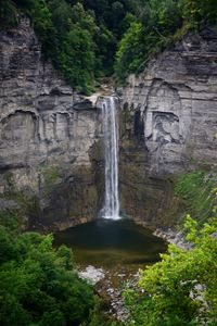 New York Mountain Waterfall