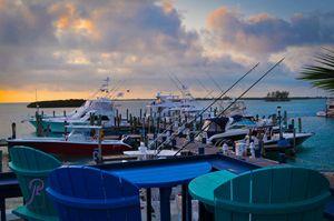 Breakfast @Sunrise Bimini Bahamas