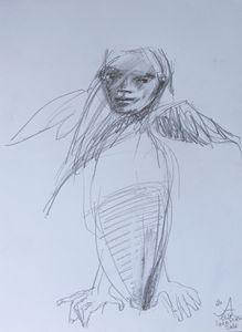 Harpyia by Alice Iordache
