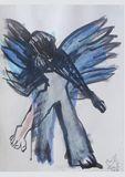 Original Art Drawing
