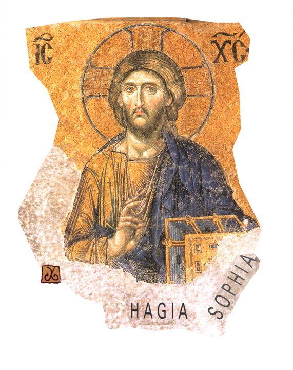 Jesus Hagia Sophia - Vanyska Design