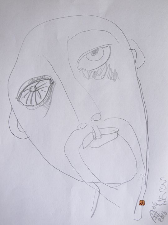 Nesus (Nor Angel Nor Daemon) Art - Vanyska Design