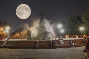 Super moon #2