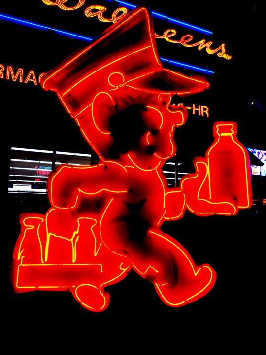 I love neon # 4 - Danielle Bedard