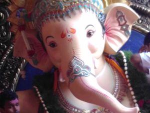 God Ganapati son of God Shiv