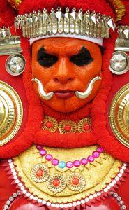 Indian Folklore Artist