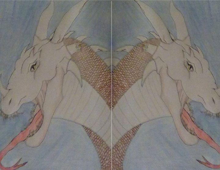 Elder Dragon - A. Loftis