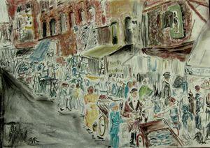 Hester Street - Big Jule