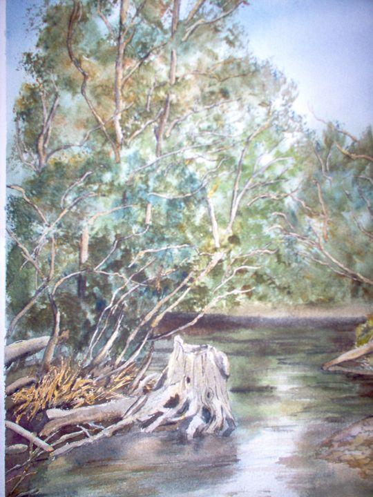 Rockingham Creek - dollyannbrooks