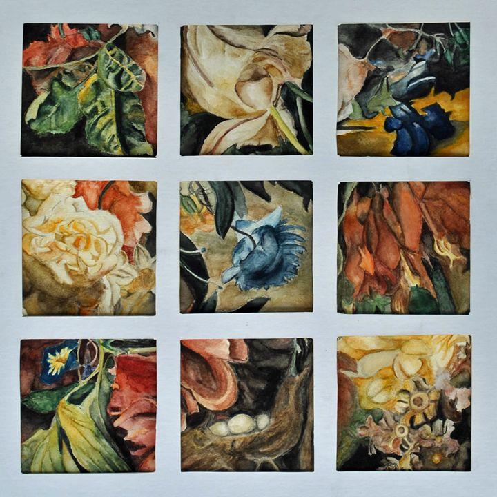 An Ode to the Dutch Painters - Alexis Fenn