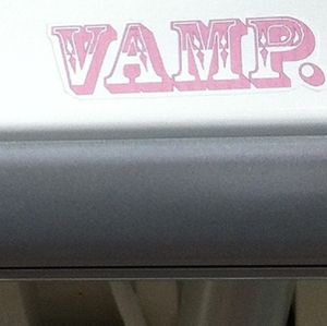 """3x2"""" Vamp Sticker"""