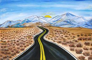 Highway road - Alina Morozova