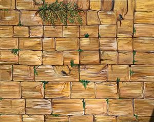 Western wall - Alina Morozova