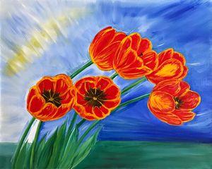 Tulips - Alina Morozova