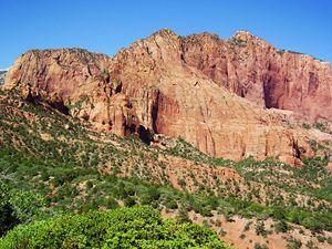 Zion Mountains