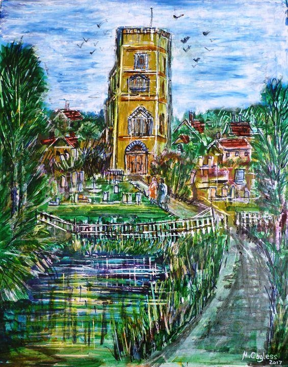 Fulham Church (2) - Martin Cayless