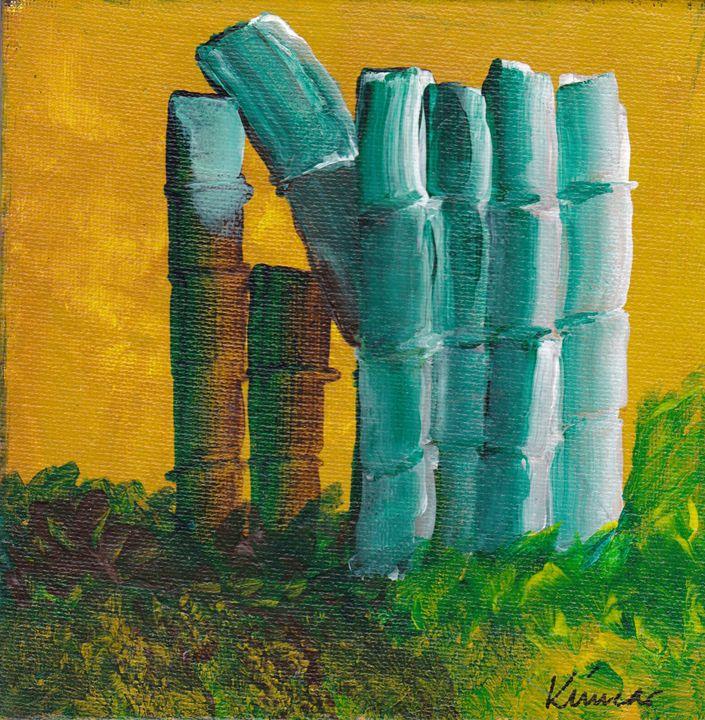 Bamboo 03 - J. C. Kuncar