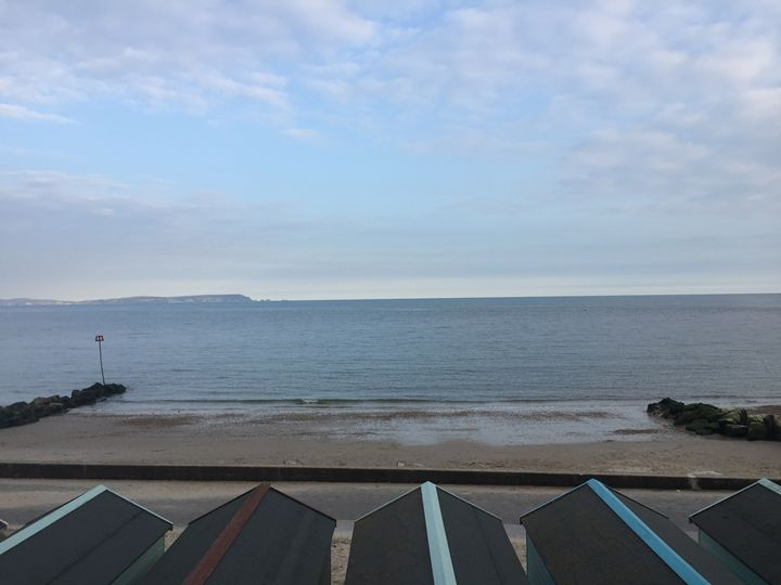Beach huts - England Photography