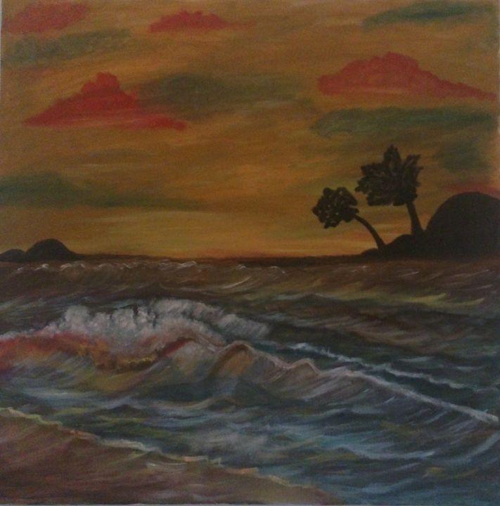 Sunset Beach - SreeB's World