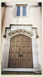 St James Parish Doors