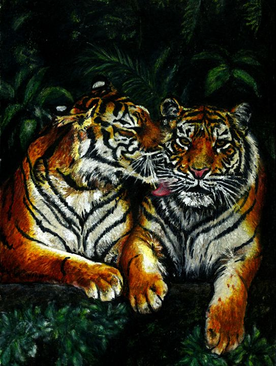 Love Cats - Art of Igor Papish   PapishBros.com