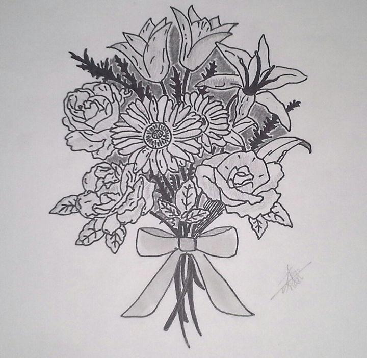 Flower Bouquet - Abdullah