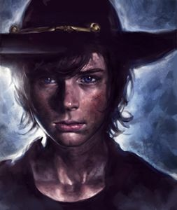 Walkingdead Carl