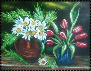 fiori e papaveri