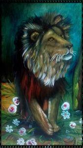 il grande leone