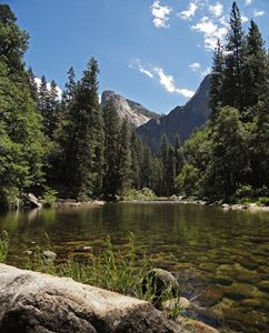 Merced River at Yosemite