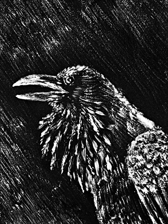 The Raven - Mariia Taylor