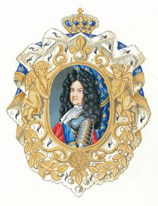 King Louis XIV (CJ)